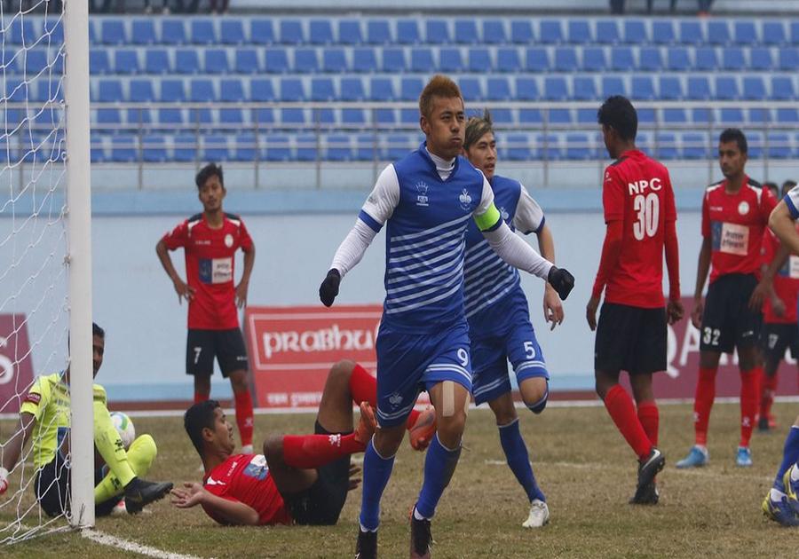 नेपालका ए डिभिजन फुटबल क्लब एएफसीका लागि अयोग्य