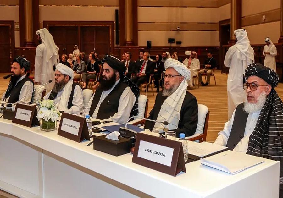 कतारमा अफगान सरकार र तालिवानबीच अर्को चरण वार्ताको