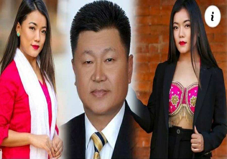 'मिस मंगोल' सँग लगनगाँठो कस्दै प्रदेश १ का मुख्यमन्त्री राई