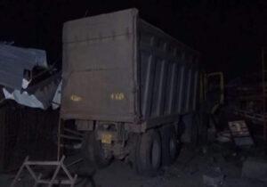 सुतिरहेका मजदुरमाथि ट्रक गुड्दा १५ को मृत्यु