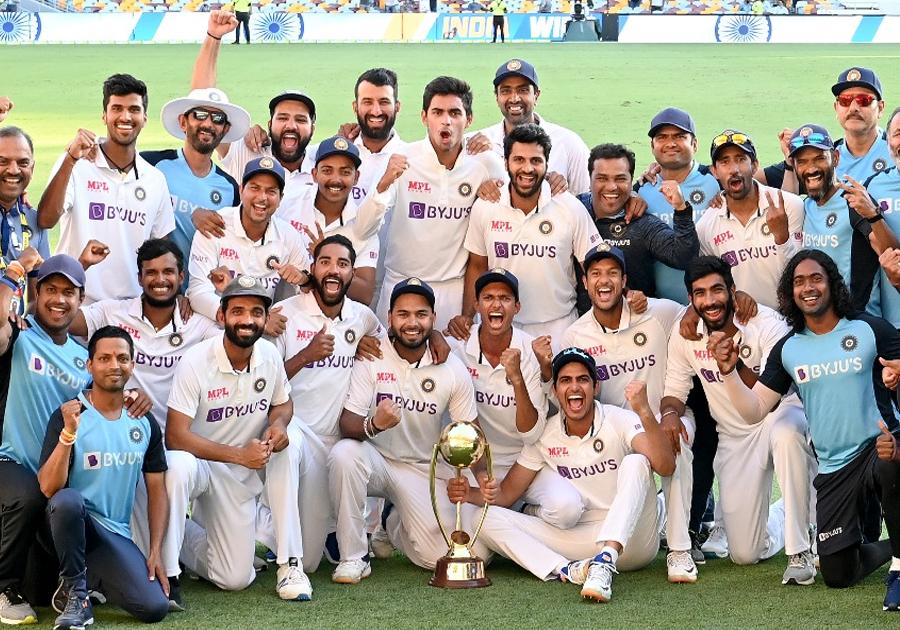 अस्ट्रेलियाविरुद्धकाे टेस्ट शृङ्खला भारतलाई