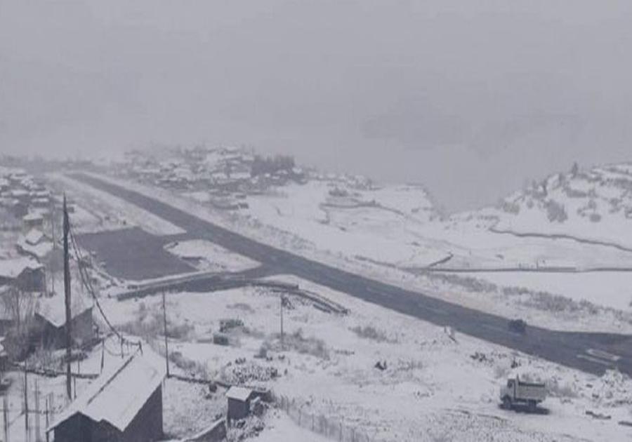 हिमाली क्षेत्रका केही ठाउँमा आज हिमपातको सम्भावना, तराईमा बाक्लो हुस्सु र कुहिरो
