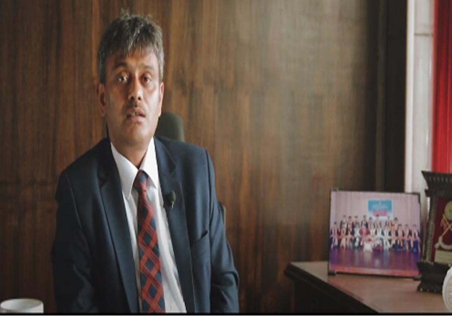 काठमाडौं विश्वविद्यालयको उपकुलपतिमा भोला थापा नियुक्त