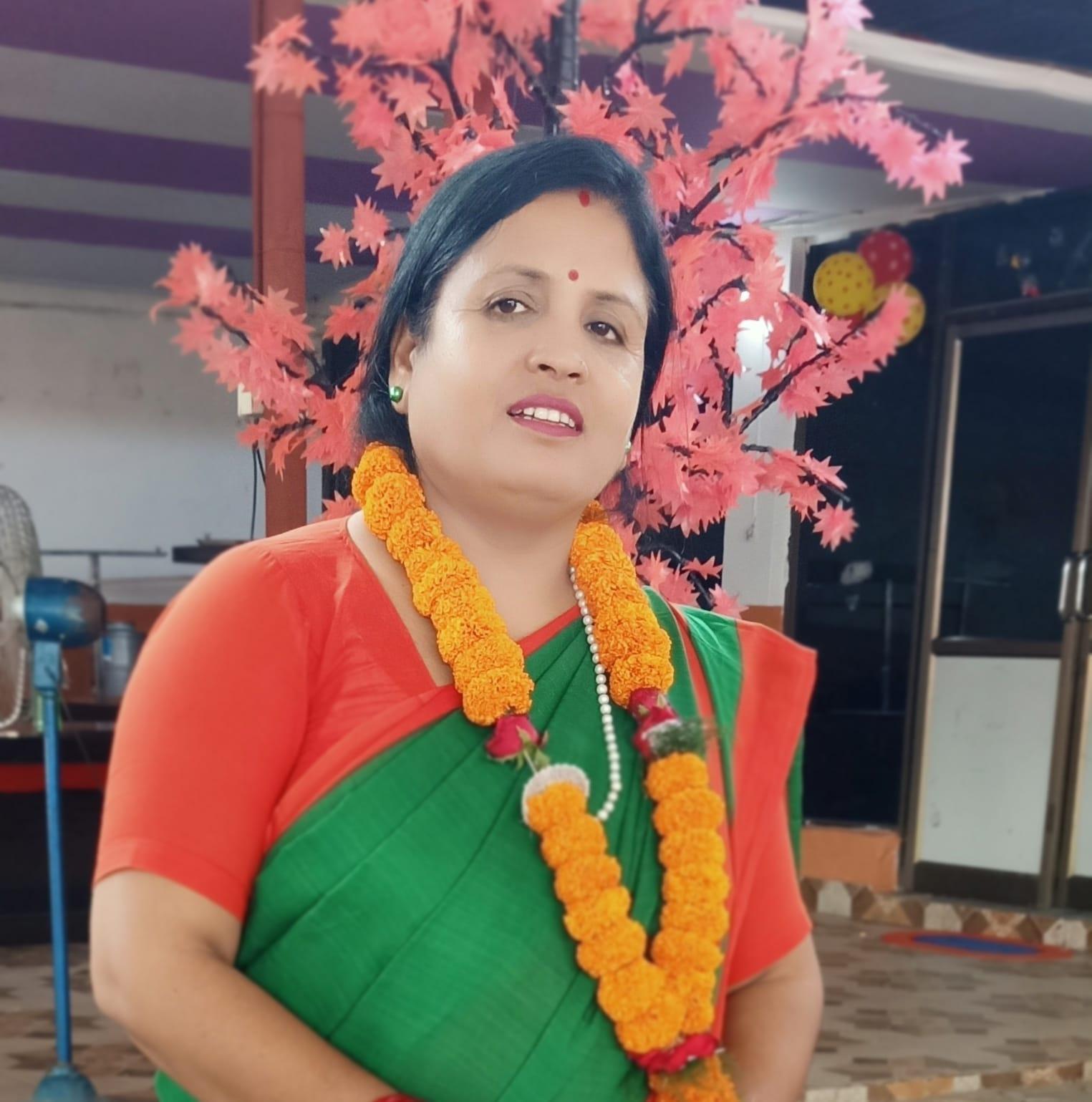 अखिल नेपाल महिला सङ्घ सुनसरी जिल्ला इन्चार्जमा लक्ष्मी गौतम चयन