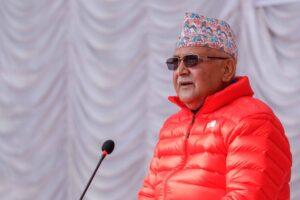 नेकपा एमाले अध्यक्ष ओलीले नेपाल समुहका नेताहरुको जिम्मेवार खोसे,  ओली समुह नै एमाले पार्टी आधिकारिक