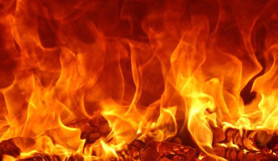 भोजपुरमा आगलागीबाट एक घर जलेर नष्ट, ४० लाख बराबरको क्षति