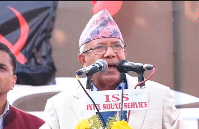 भरत मोहन अधिकारीलाई जनताले कहिल्यै भुल्ने छैनन्ः अध्यक्ष नेपाल