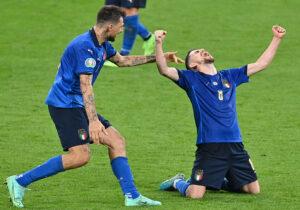 युरो कप : डेनमार्क र इटाली क्वाटरफाइनलमा प्रवेश , आज २ खेल हुने