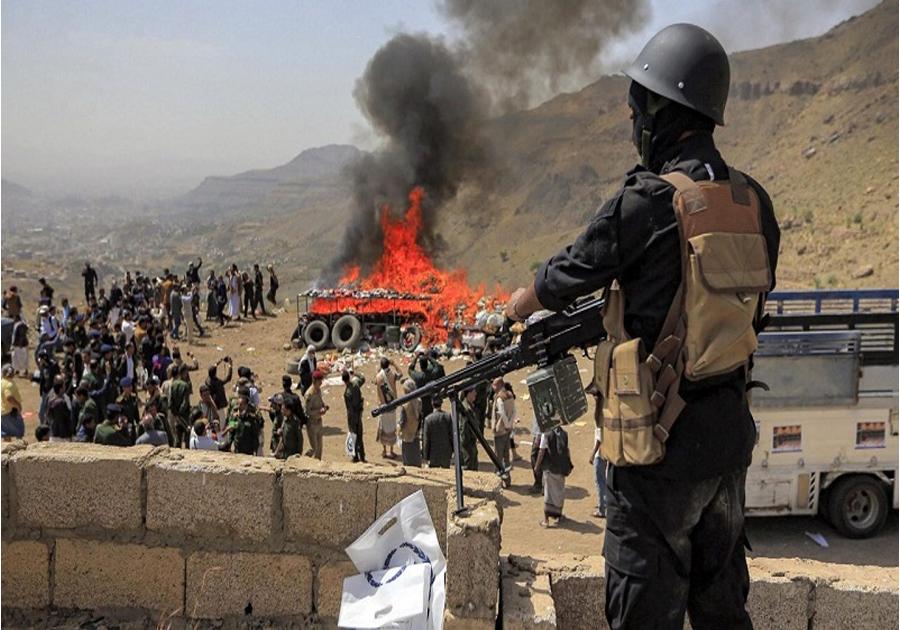 राष्ट्रसङ्घ : यमनको युद्ध सर्वाधिक खराब मानवीय सङ्कट