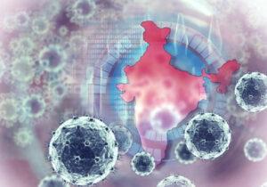 भारतमा २४ घण्टामा ४६ हजार संक्रमित, ९७९ जनाको मृत्यु