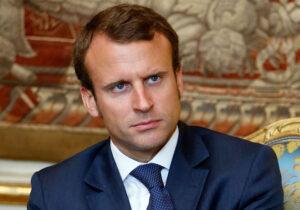 फ्रान्सका राष्ट्रपति म्याक्रोंको गालामा थप्पड