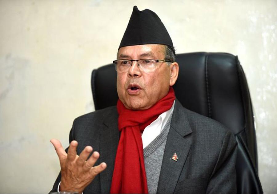 पूर्वप्रधानमन्त्री खनाल थप उपचारको लागि आज दिल्ली जाँदै
