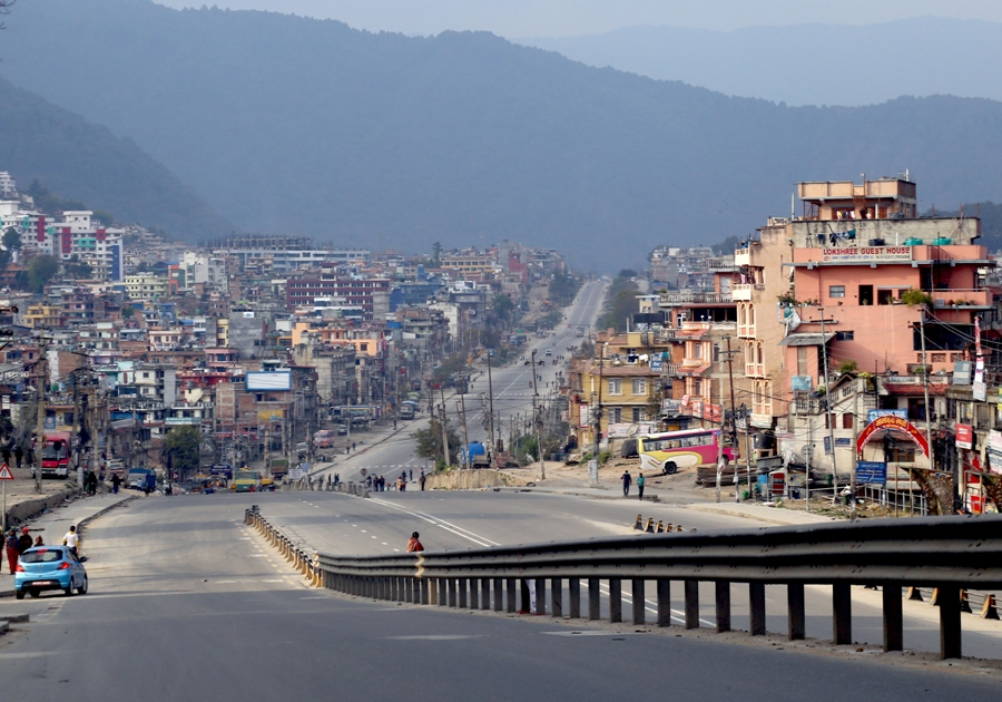 काठमाडौं उपत्यकाभित्र निषेधाज्ञा थप गर्ने तयारी