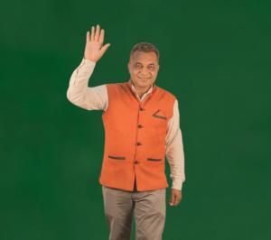 नेपाली काङ्ग्रेस इटहरी उपमहानगर समिति सभापतिमा प्रकाश बस्नेतको उमेद्धारी घोषणा