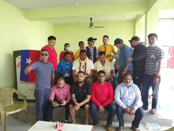 सुनसरीमा यूथ फोर्स गठन, संयोजक सुजन लामा, सहसंयोजक विवेक राई
