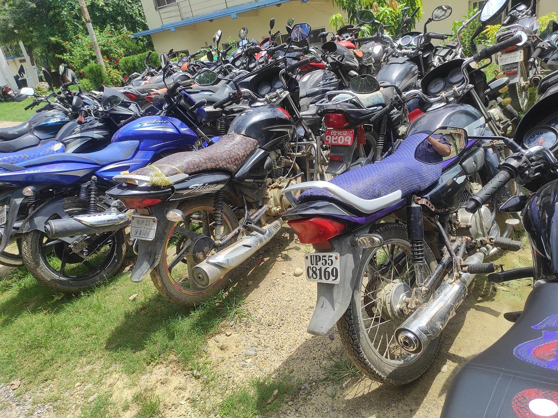 अपराधमा सहयोगी बन्दै भारतीय सवारी साधन