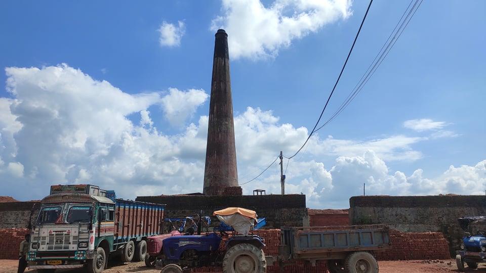 इँट्टा उद्योगमा प्रयोग हुने सम्पूर्ण मेसिन नेपालमै उत्पादन, व्यवसायी हर्षित