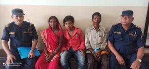 अपहरणमा परेका सुनसरीका १३ वर्षीय बालकलाई १० घण्टा पछि भारतबाट उद्धार